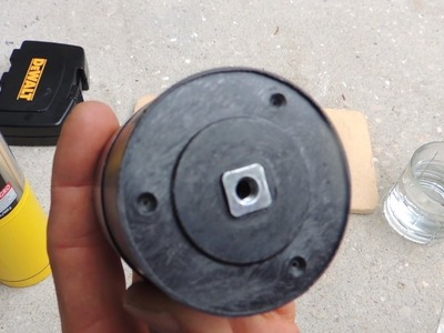 GoPro Tips. How to add flush tripod mount to IKEA egg timer DIY (Proper way)