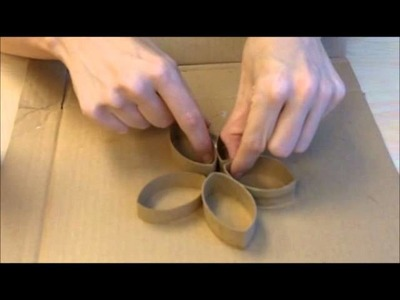 Green Craft Challenge: Toilet Paper or Paper Towel Roll Flowers
