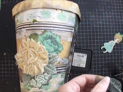 Handmade Vintage Soda Cup - Start to Finish Tutorial
