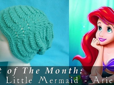 Hat of The Month | July 2014 | The Little Mermaid - Ariel
