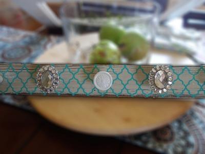 Headband (or Jewelry!) Holder Craft Tutorial