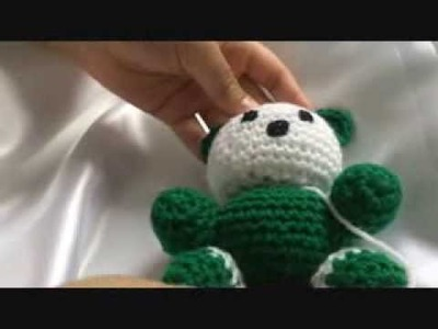 How To Crochet A Bear By Rose