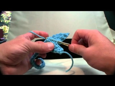 How To Crochet Popcorn Stitch Afghan