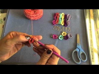 How to Crochet Stitch Markers