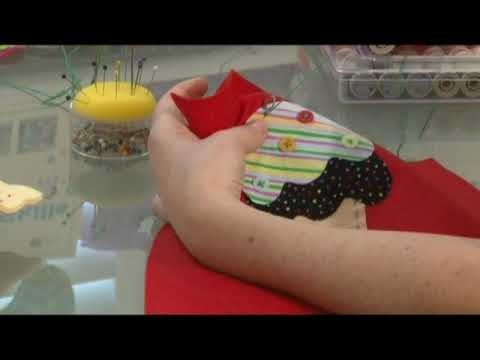 How to make a really easy CUSHION part one