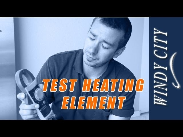 How to test heating element in heat lamps tutorial DIY Windy City Restaurant Equipment Parts
