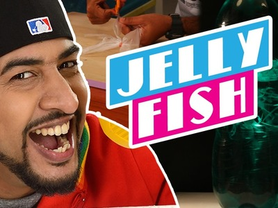 Mad Stuff with Rob - MSWR Shorts | How to make Jelly Fish | DIY Craft for Children