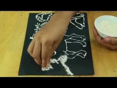 Scenery drawing for children art and craft