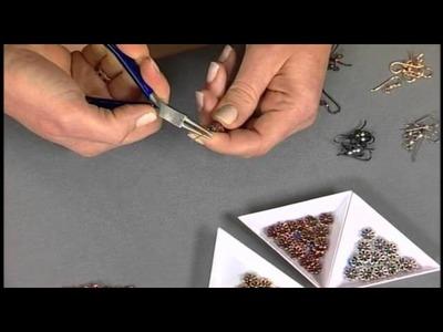 1506-1 Katie Hacker earrings on Beads, Baubles & Jewels