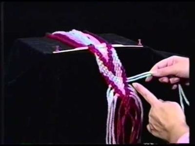 Advanced Métis Finger Weaving