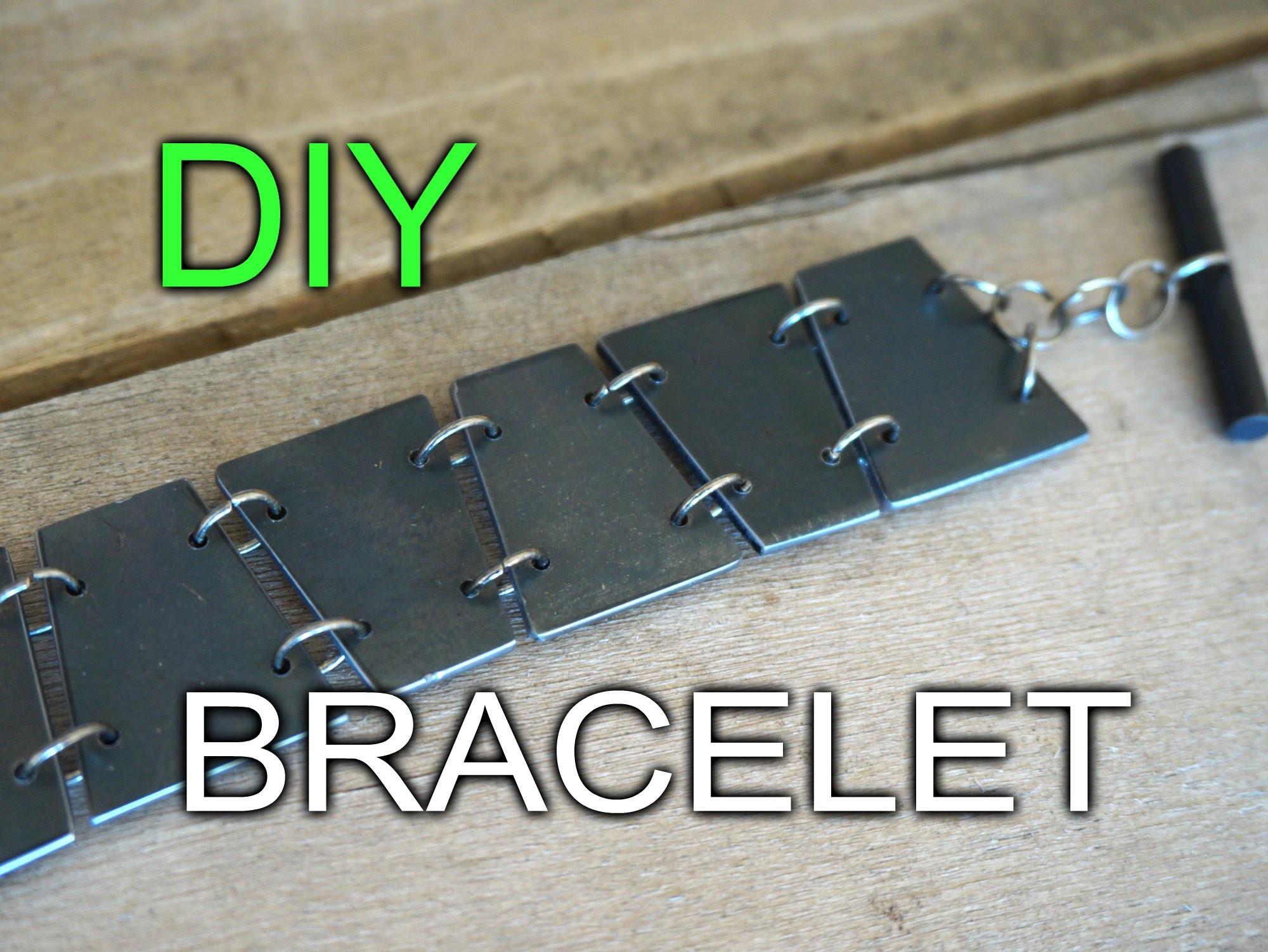 Bracelet for my Wife - DIY Jewelry How to