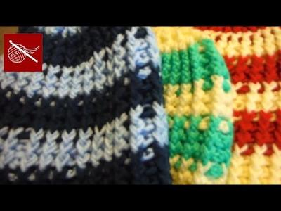 Crochet Hat Donation Part 1