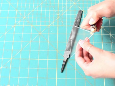 DIY Acrylic Glass Necklaces