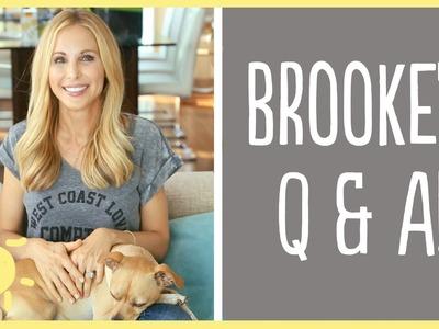 DIY | BROOKE'S Q & A!