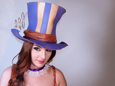 DIY Caitlyn´s Hat