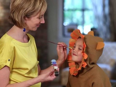 DIY Halloween Costumes: Lion Costume