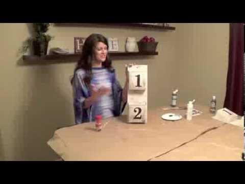 DIY Home Decor - Rusty Metal Tutorial
