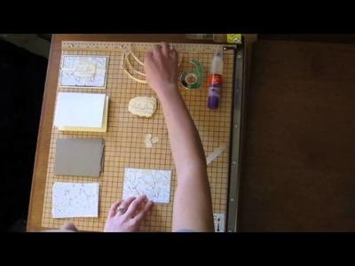 DIY Notecard Kit Tutorial .wmv