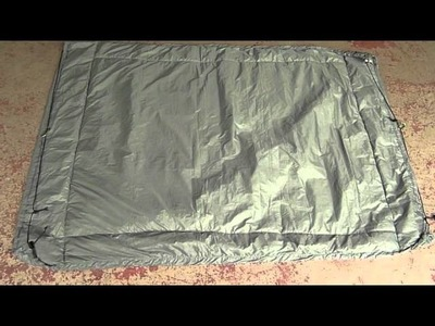 DIY UQ (AKA: Do-It-Yourself UnderQuilt)