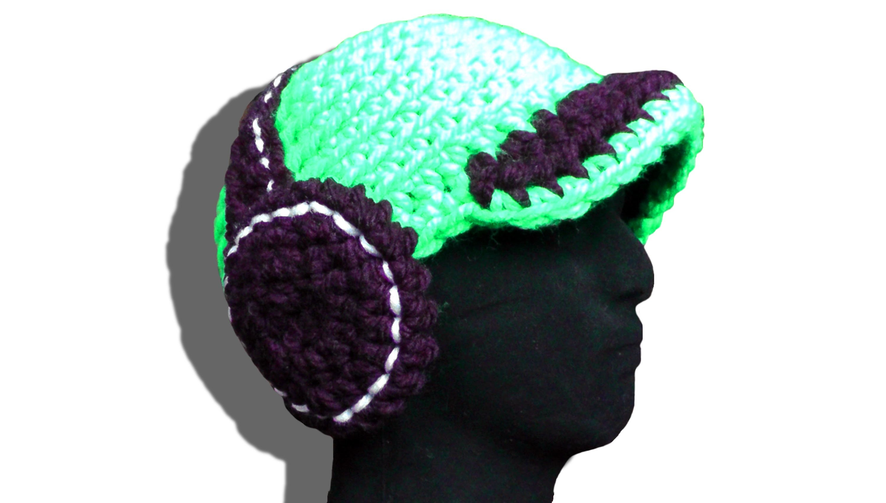 Amigurumi Headphones : Headphones hat phones crochet pattern - ? Woolpedia, My ...