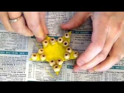 How To Make A Cute Beaded Starfish