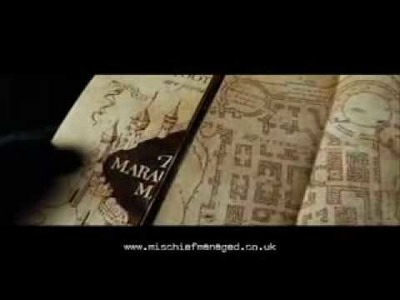 How to make a Marauders Map