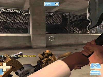 Team Fortress 2: How to Craft Tide Turner