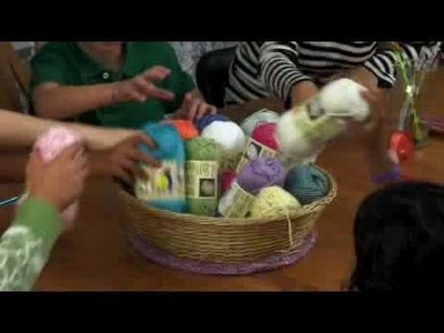 The Art of Crochet 4 Kids DVD Promo