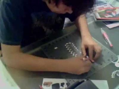 Time Capture Nuka-Cola Papercraft