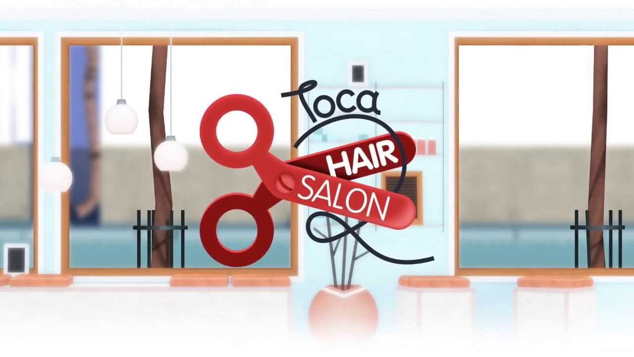 Toca Hair Salon 2 - Google Play Trailer - Hair Styling Game For Kids - Toca Boca Apps