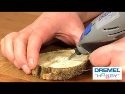 Wood Carving With The Dremel® Stylus