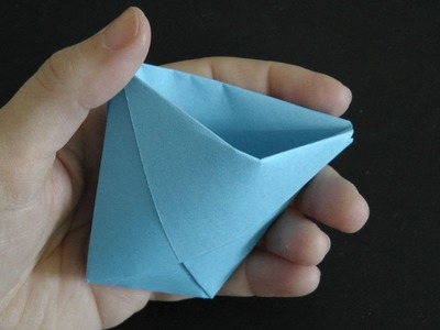 (Daily December Day 4) DIY Easy Origami Party Favor Cup
