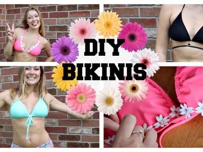 DIY BIKINIS FOR SUMMER