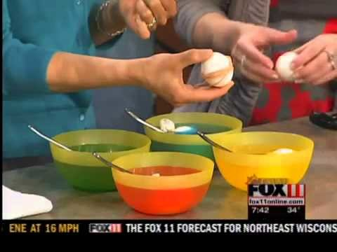 DIY Egg Decorating