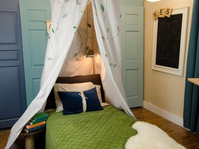 DIY: How to Build an Indoor Teepee For Under $52