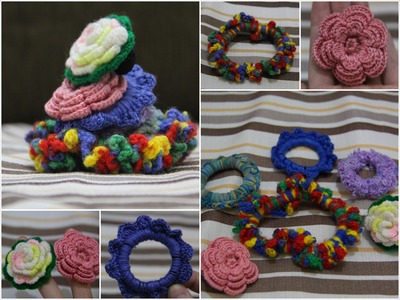 DIY. Personalized Hairband (Crochet Hairband)