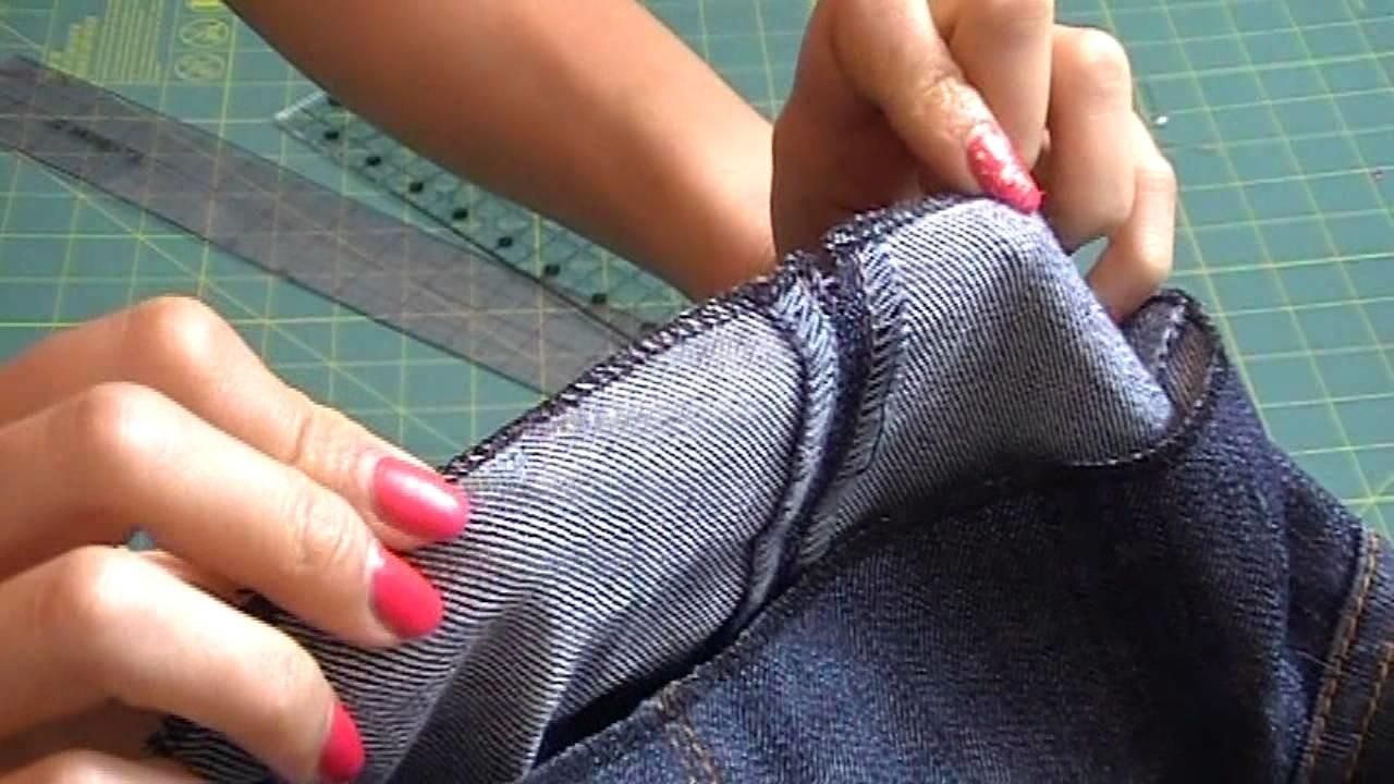 DIY: Repurposing Unworn Pants into Cute Shorts (Level: Easy)