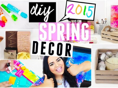 DIY Room Decor for Spring:  $10 or less!