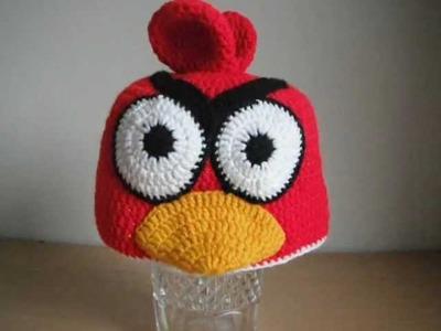 Handmade crochet hats for kids .wmv