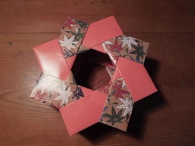 HD Tutorial- Origami Chinese Wheel
