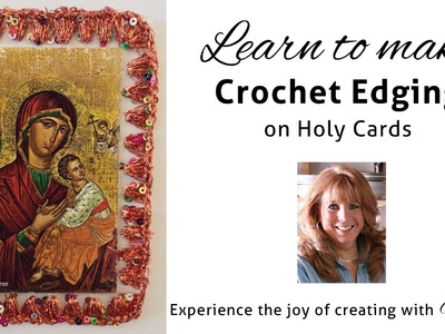 Holy Cards Free Crochet Pattern - Right Handed