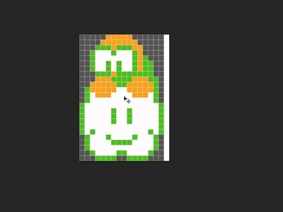 How to make a bead sprite pattern with Photoshop
