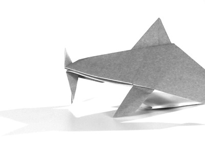 How to Make a Dolphin | Origami