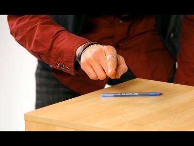 How to Move a Pen with Your Mind   Magic Tricks