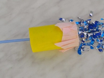 Make a Simple Confetti Popper - DIY Home - Guidecentral