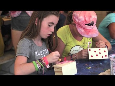 Ontario Summer Camp Arts and Crafts Program