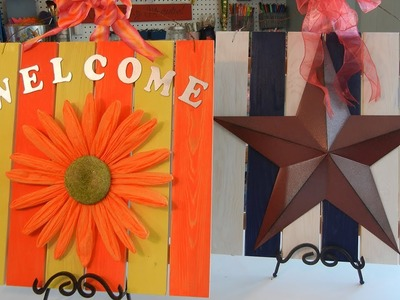 Picket Fence - Clearance Section Crafting - AJ's Craft Room