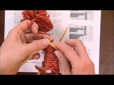 Preview Knitting Daily TV Episode 906 - Twist & Shout