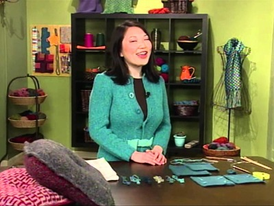 Preview Knitting Daily TV Episode 702, Big and Comforting