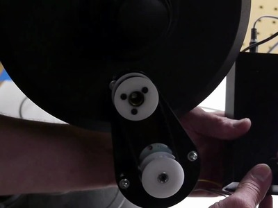 Remote electronic focus for telescope (DIY remote follow focus)